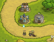 Jeux de tower defense Rush